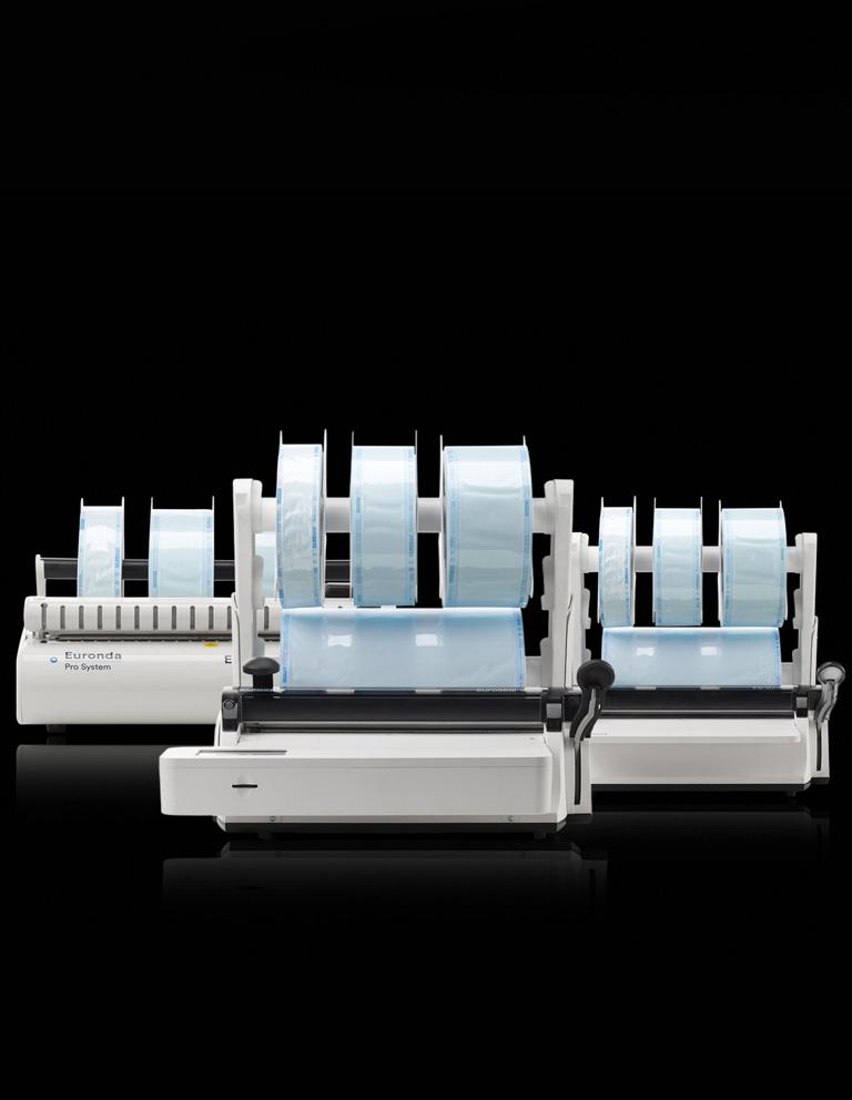 termosigillatrici euronda - thermosealing machines