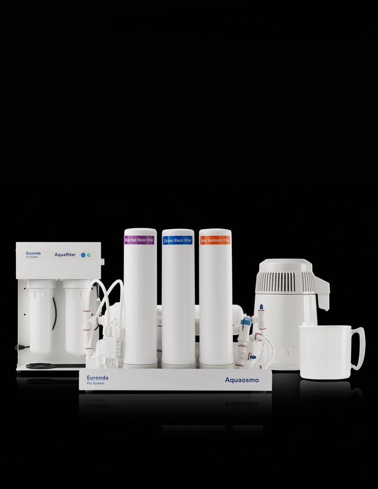 sistemi di trattamento dell'acqua - water treatment system