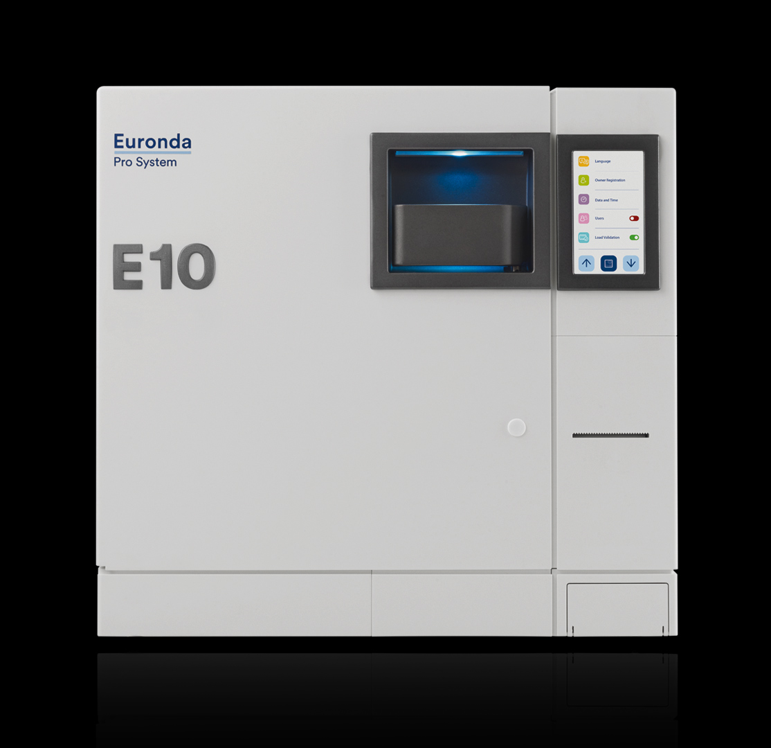 Class B autoclaves | Euronda Pro System