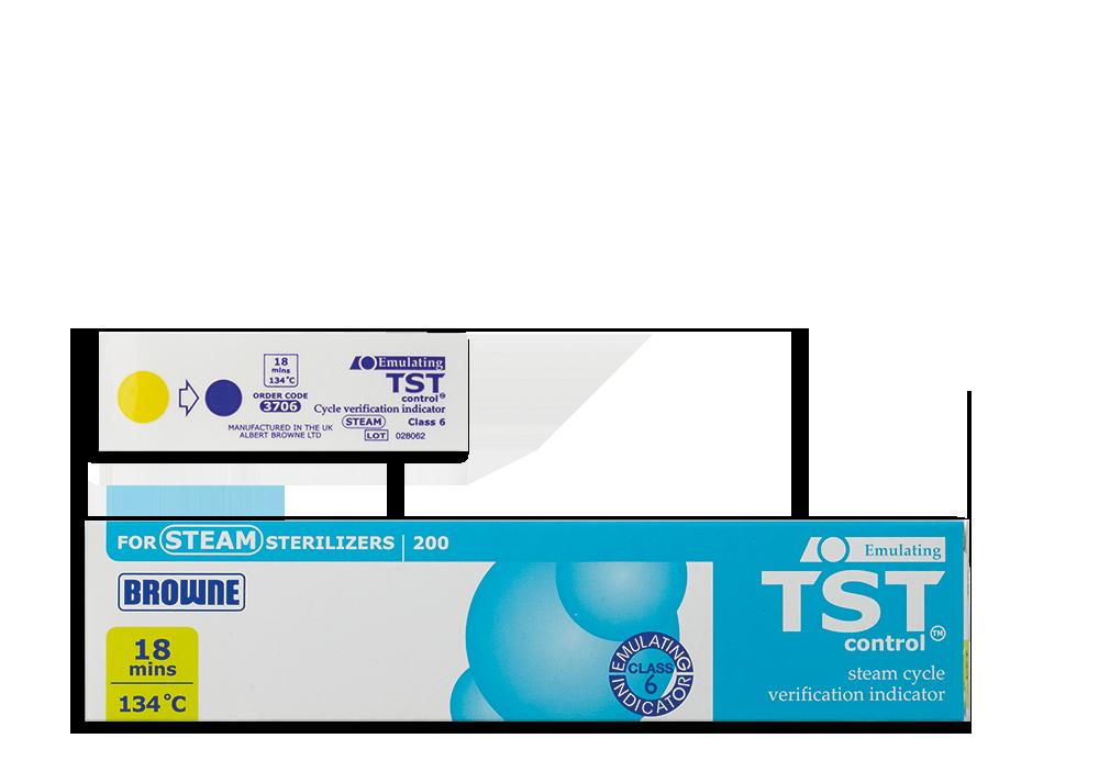 test sterilizzazione