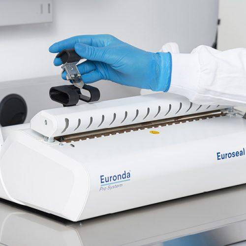 Euronda Pro System Euroseal Infinity built-in cutter